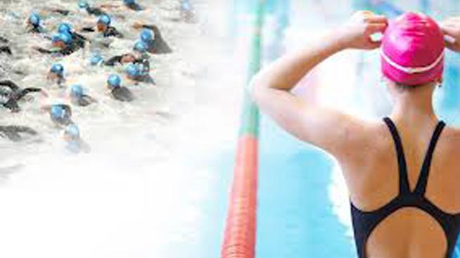 swim race training
