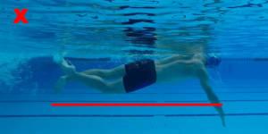 brazada corta natacion the swimet