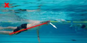 natacion posicion cabeza The Swimet